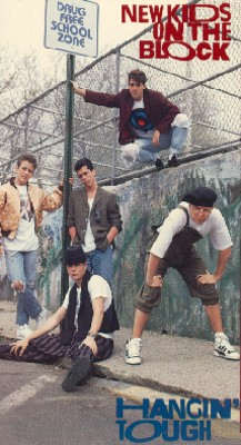 New Kids on the Block: Hangin' Tough