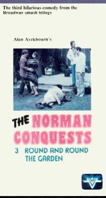 Norman Conquests, Part 3: Round & Round the Garden
