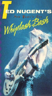 Ted Nugent's New Year's Eve Whiplash Bash
