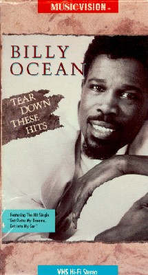 Billy Ocean: Tear Down These Hits