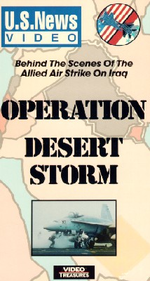 Operation Desert Storm: Behind the Scenes of the Allied Air Strike on Iraq