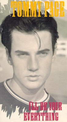 Tommy Page: I'll Be Your Everything