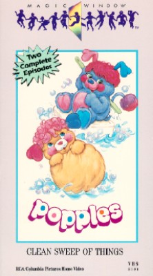 Popples: Clean Sweep of Things