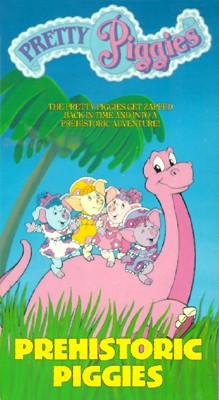 Pretty Piggies: Prehistoric Piggies