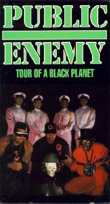 Public Enemy: Tour of a Black Planet