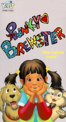 Punky Brewster: Little Orphan Punky