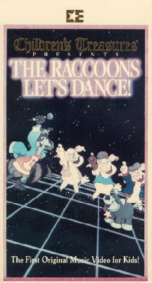 Raccoons: Let's Dance