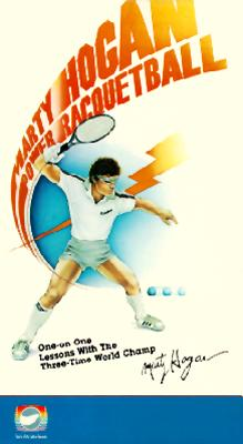 Marty Hogan: Power Racquetball