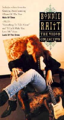 Bonnie Raitt: The Video Collection