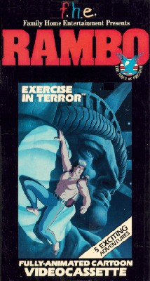 Rambo: Exercise in Terror