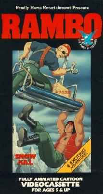 Rambo: Snow Kill