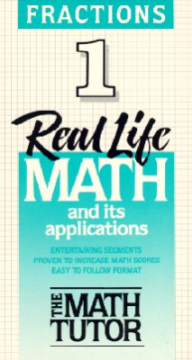 Real Life Math Series - Fractions, Vol. 1