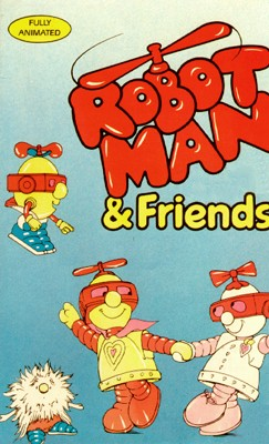 Robotman and Friends 1