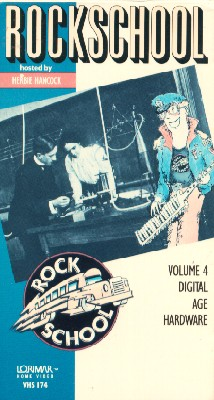 Rockschool, Vol. 4: Digital Age Hardware