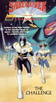 Saber Rider and the Star Sheriffs: The Challenge, Pt. 1