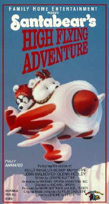 Santabear's High Flying Adventure