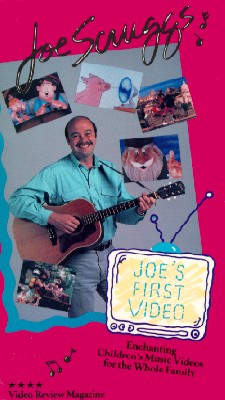 Joe Scruggs: Joe's First Video