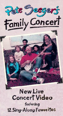 Pete Seeger's Family Concert