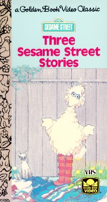 Three Sesame Street Stories
