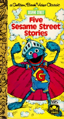 Five Sesame Street Stories
