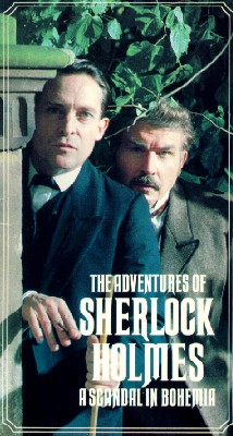 Adventures of Sherlock Holmes: Scandal in Bohemia