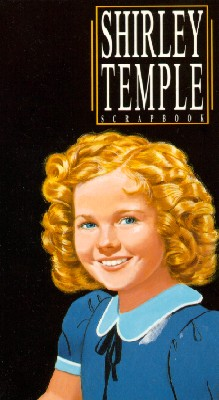 Shirley Temple Scrapbook