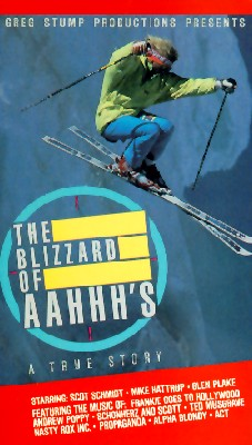 The Blizzard of Aahhh's: A True Story