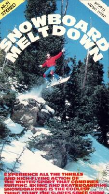 Snowboard Meltdown