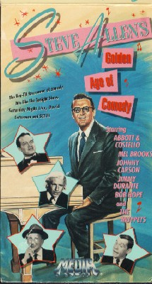 Steve Allen's Golden Age of Comedy