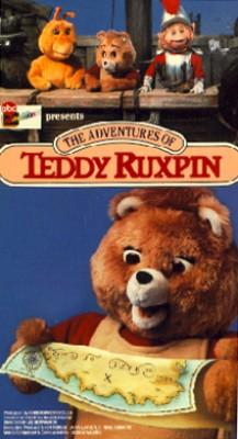 The Adventures of Teddy Ruxpin