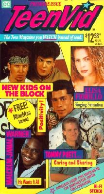 Teenvid Video Magazine, Vol. 1
