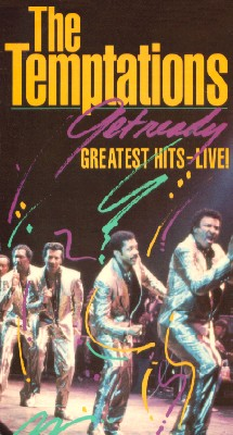 The Temptations: Get Ready - Greatest Hits Live!