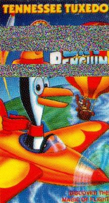 Tennessee Tuxedo: Sky Penguin