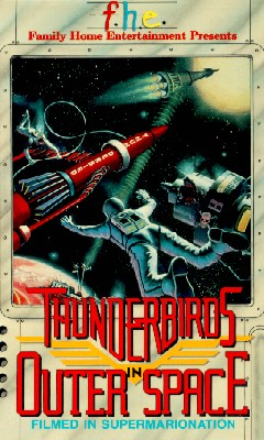Thunderbirds in Outerspace