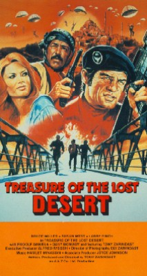 Treasure of the Lost Desert