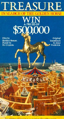 Treasure: In Search of the Golden Horse