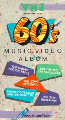 VH1: 60's Music Video Album