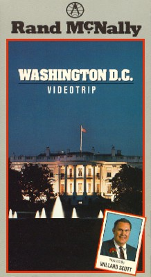 Rand McNally Videotrip Travel Guide: Washington, D.C.