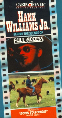 Hank Williams, Jr.: Behind the Scenes of Full Access