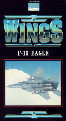 Wings, Vol. 1: McDonnell Douglas F-15 Eagle