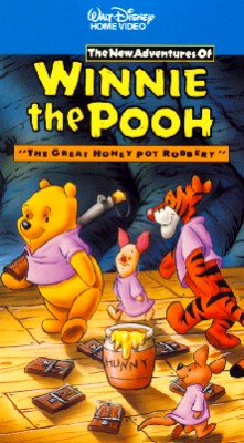 Winnie the Pooh: The Great Honey Pot Robbery
