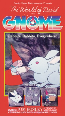 World of David the Gnome: Rabbits... Everywhere
