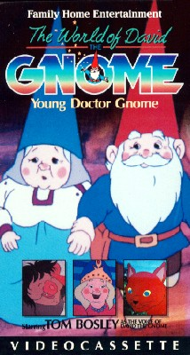 World of David the Gnome: Young Doctor Gnome