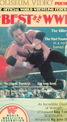 WWF: Best of, Vol. 8