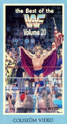 WWF: Best of, Vol. 20