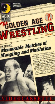 Golden Age of Wrestling, Vol. 1
