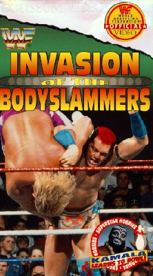 Invasion of the Bodyslammers
