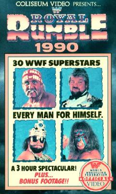 WWF: Royal Rumble 1990