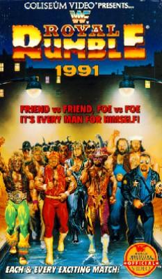 WWF: Royal Rumble 1991