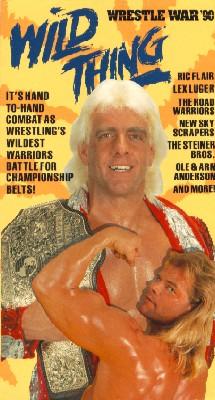 WCW: Wrestle War '90 - Wild Thing